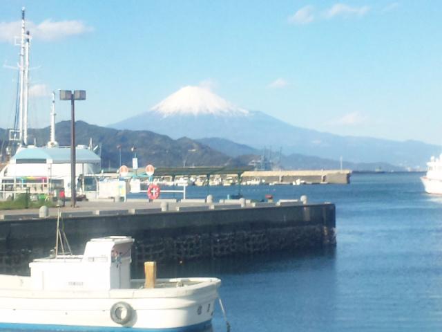 富士山 in 静岡