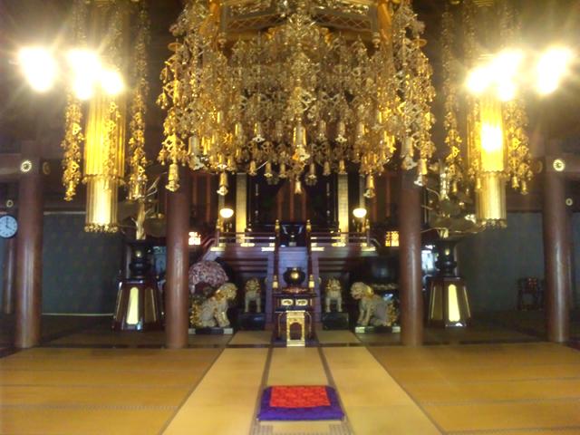 永平寺本堂