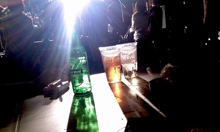 岐阜Club Rootsでライブでした