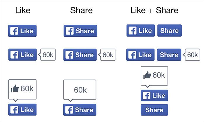 facebookの「いいね!」がデザイン変更!アラビア系に配慮か!?