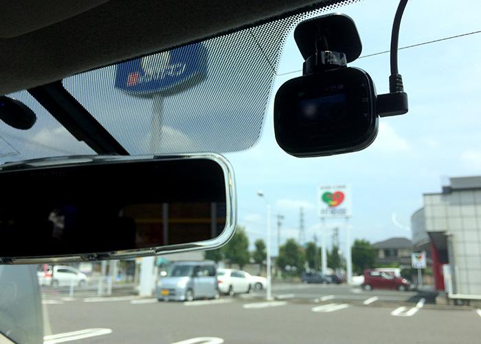 ユピテルドライブレコーダー「DRY-mini1X 」