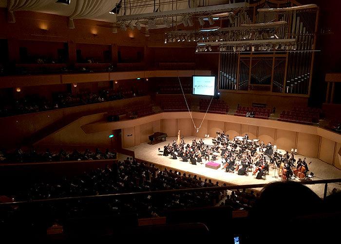 東海勤労者互助会のイベント「はじめてのクラシック」に行ってきた