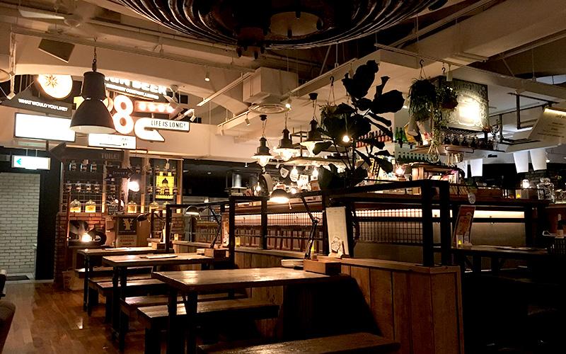 キリンビール工場レストラン