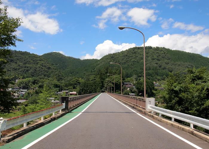 八百津の橋