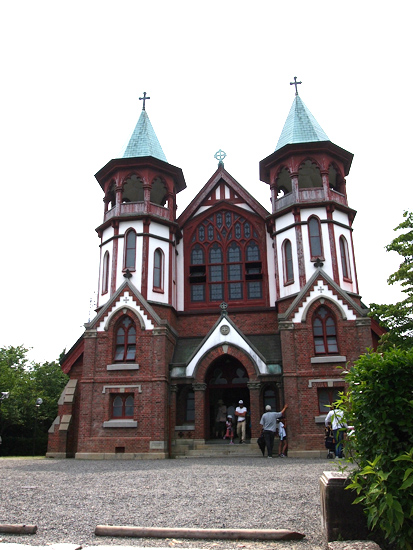 明治村教会