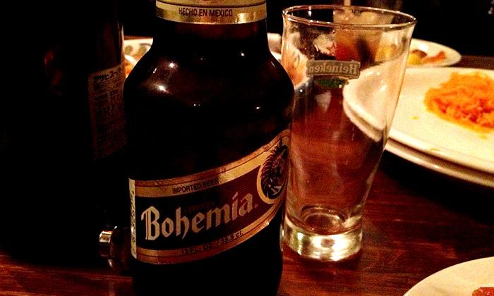 ボヘミアビール